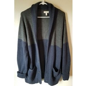 Sonoma cardigan sweater xl